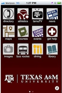 Texas A&M University - screenshot thumbnail