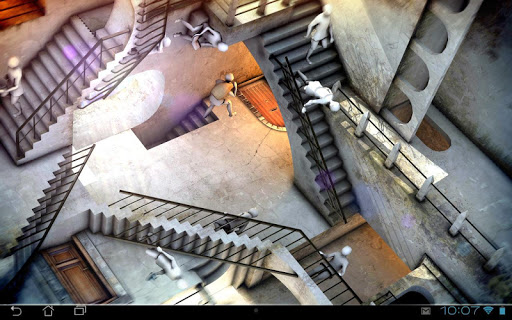 Impossible Reality 3D Pro lwp Appar för Android screenshot