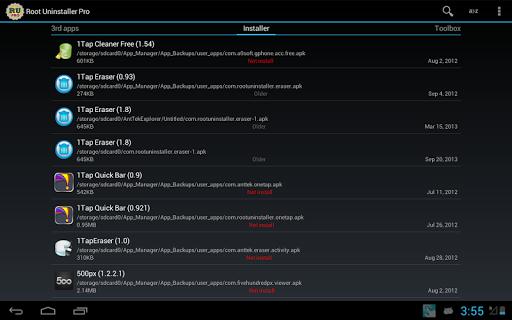 Root Uninstaller 8.5 screenshots 12