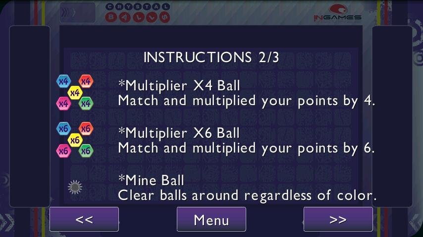 Crystal Balls Free - screenshot