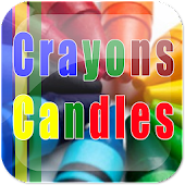 FREE Crayon Candles Guide