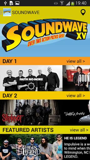 Soundwave Festival 2015