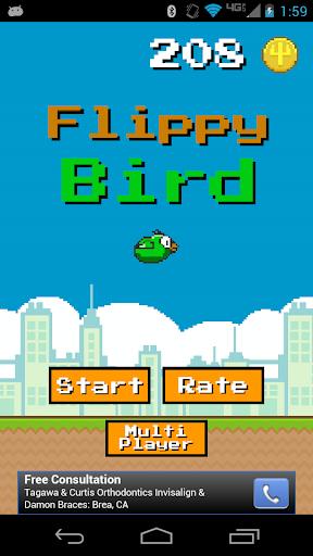 Flippy Bird Battles