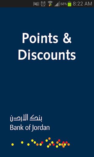 Points Discounts