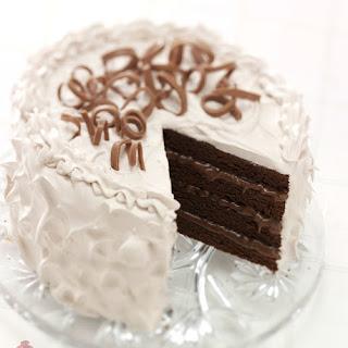 Deliciously Easy Chocolate Espresso Cake