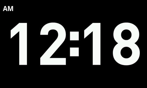 Just a Big Clock - Lite