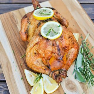 Lemon Herb Chicken.