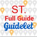 111 Spots in St. Louis, US icon