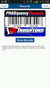 Thorntons Deals App - screenshot thumbnail