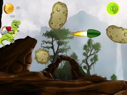 Jetpack Dinosaur screenshot