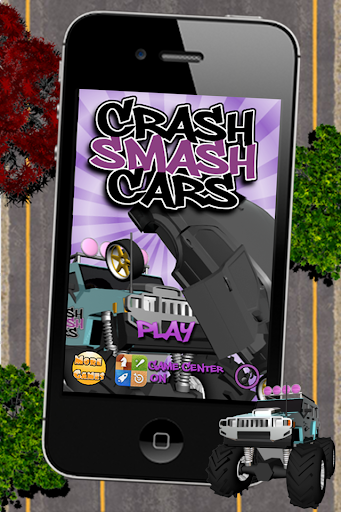 Crash Smash Cars -Destroy All