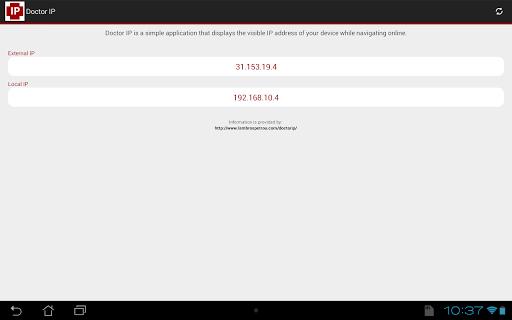 【免費工具App】Doctor IP-APP點子