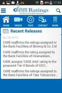 CARE Ratings- screenshot thumbnail