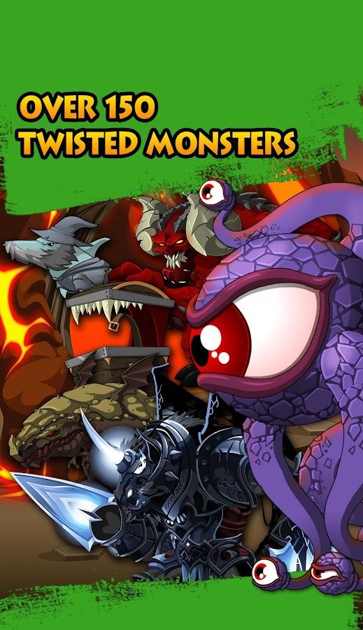 Battle Gems (AdventureQuest) - screenshot