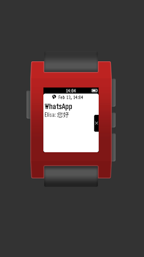 Chinese Support for Pebble
