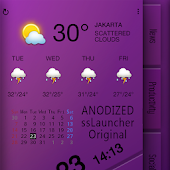 Anodized 1 Theme ssLauncher OR