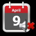 Silent Calendar icon