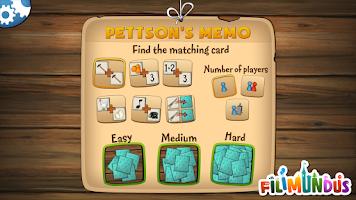 Screenshot of Pettson's Memo