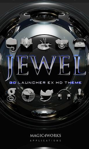 GO Launcher Theme Jewel