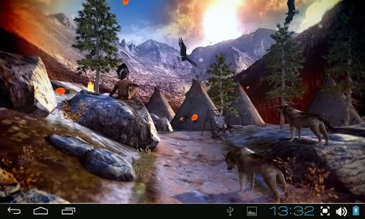 Download Native American 3D Free 1.0 apk Android