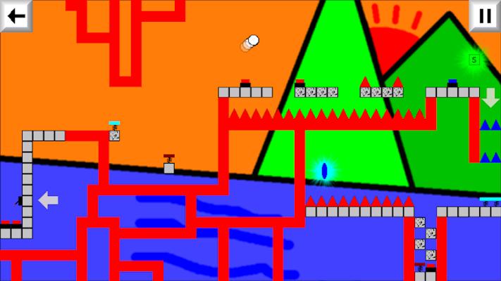 공튀기기(ball of android) - screenshot