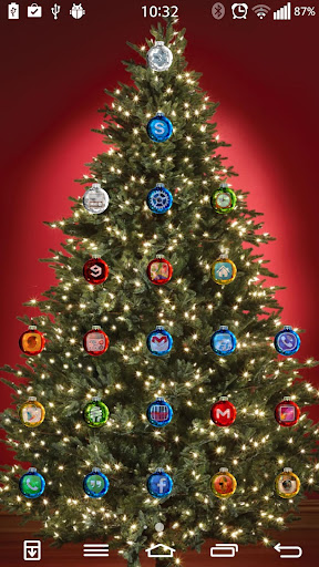Xmas ball Icon Pack