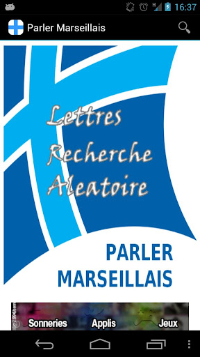 Parler Marseillais
