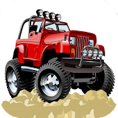 4x4 Racing Games: Jeep Jump