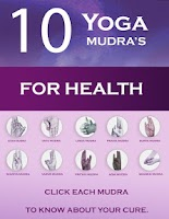 Screenshot of Yoga Mudras Methods & Benefits