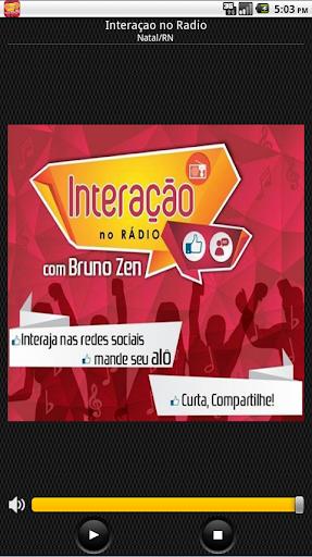 Interação no Rádio