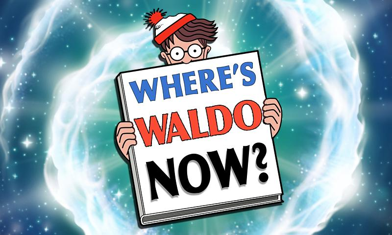 Where's Waldo Now?™ - screenshot