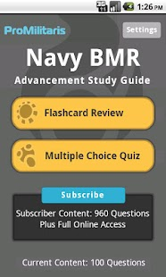 Navy BMR ProMilitaris - screenshot thumbnail