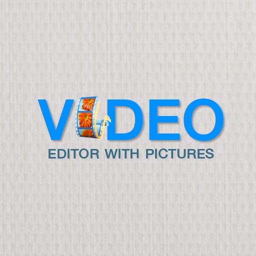 Video Editor With Picture 工具 App LOGO-硬是要APP