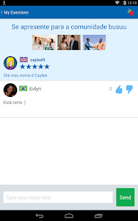 Learn Portuguese - busuu- screenshot thumbnail