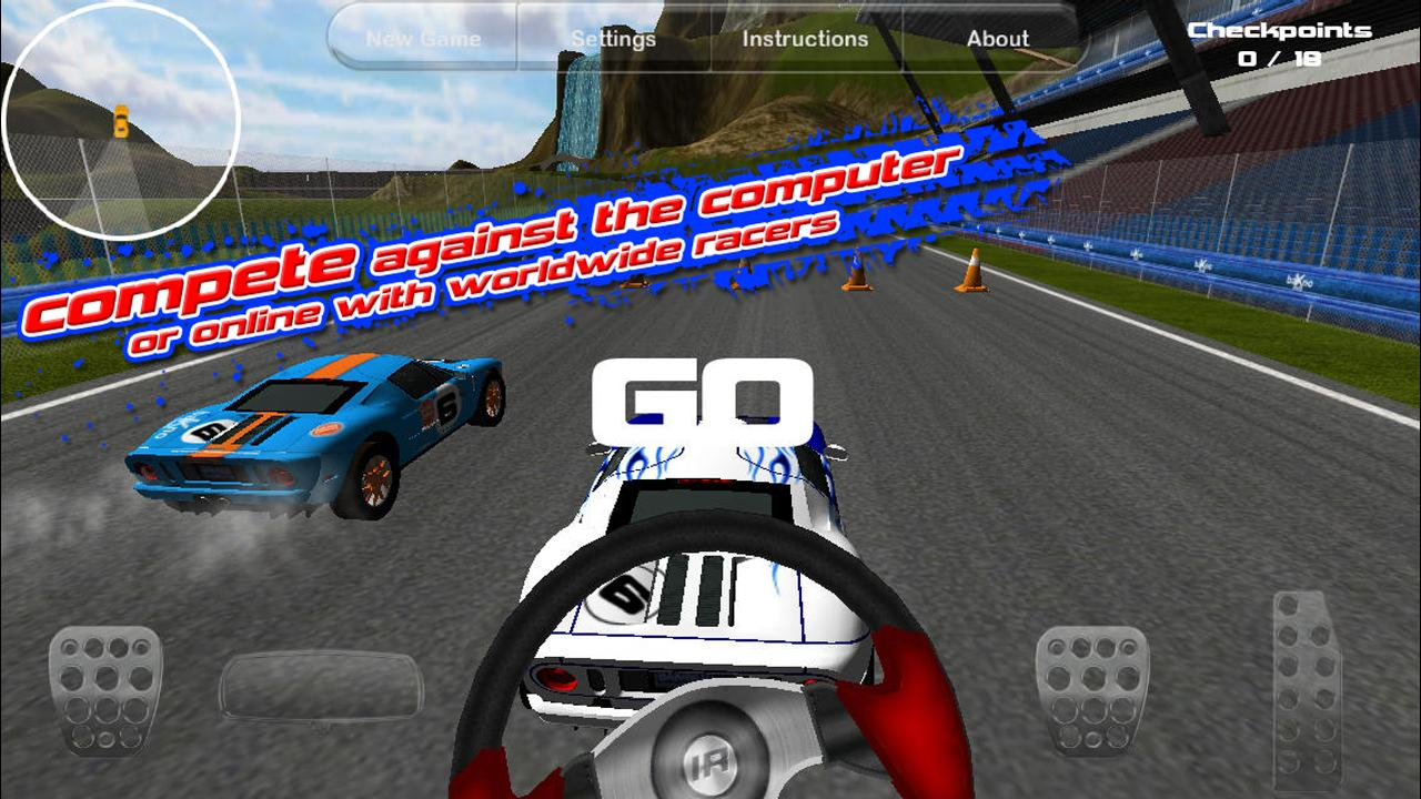 Island Racer Lite- screenshot