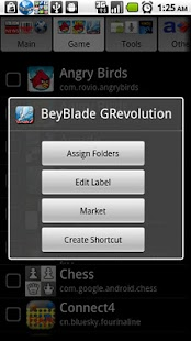 GoToApp App Organizer - screenshot thumbnail