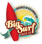 Logo for Big Surf Beer