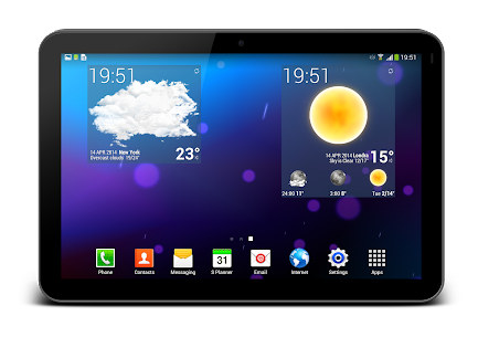 Weather Animated Widgets v5.60 Mod APK 9