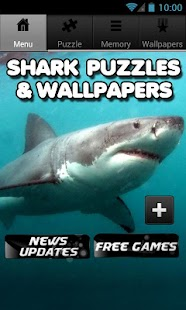 Shark Puzzle Pack Wallpapers