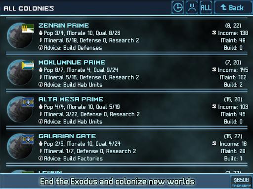 Star Traders 4X Empires Elite  screenshots 12