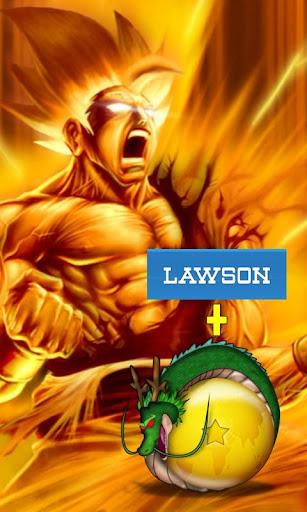 盒蛋の龍珠LAWSON