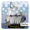 Tall Ship Jigsaw Puzzles Demo icon