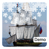 Tall Ship Jigsaw Puzzles Demo