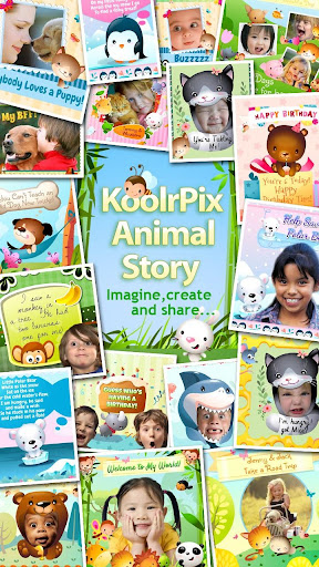 Kids Animal Story Maker