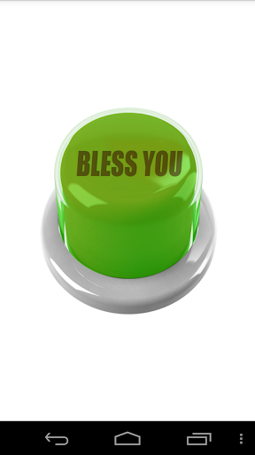 Bless You Button