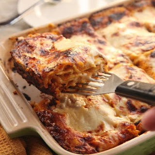 The Best Squash Lasagna