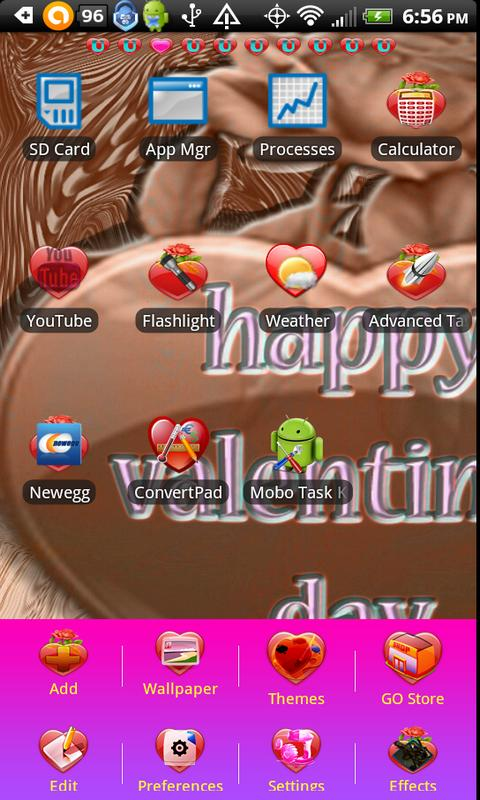 sweetvalentine - screenshot