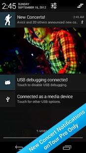 onTour - Pro - screenshot thumbnail