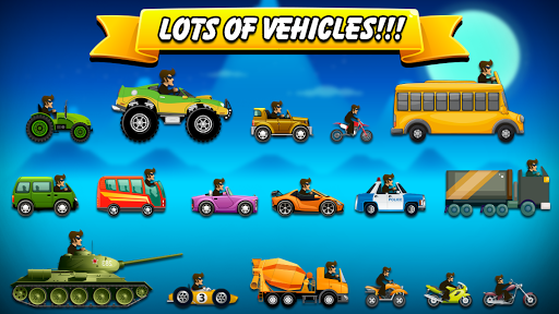 Hill Racing: mountain climb Apk Download Free for PC, smart TV