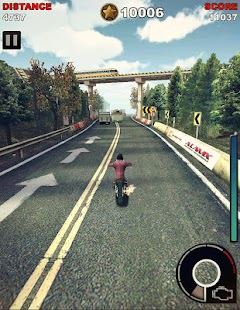 MOTO STRIKER HD - screenshot thumbnail
